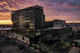 Cannon & Wendt University of Arizona Health Science and Education Building