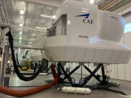 Cannon & Wendt CAE Flight Simulators Arizona